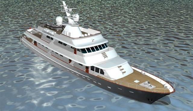 Valeria Charter Yacht