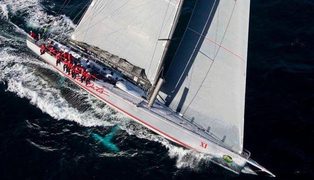 Wild Oats XI Charter Yacht