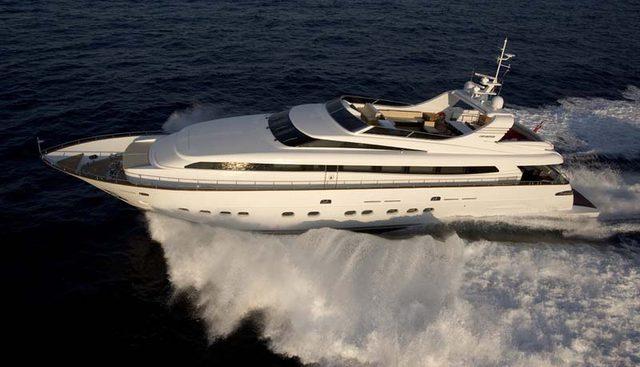 Overside II Charter Yacht