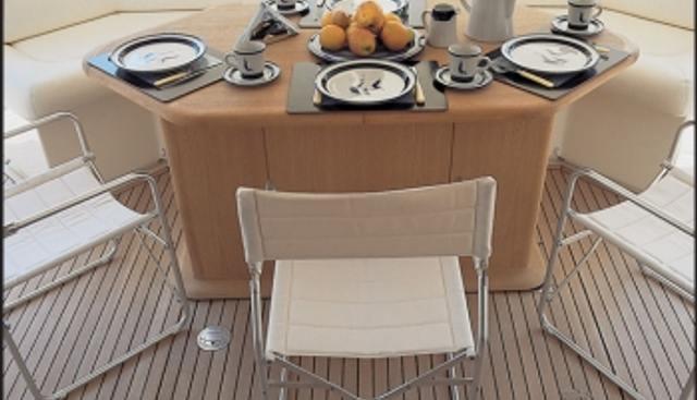 Geepee Charter Yacht - 5