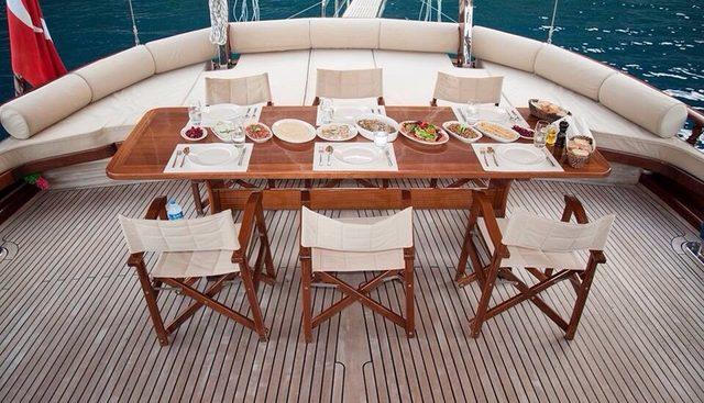 Mikado Charter Yacht - 5