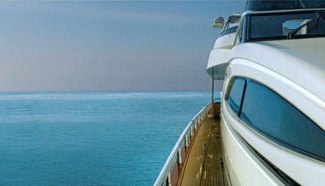 Ouzo Palace Charter Yacht - 4