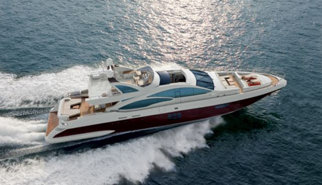 Faver B Charter Yacht