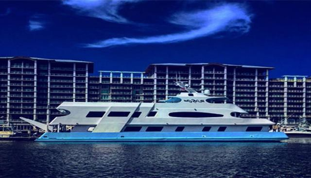 Le Colby Jean Charter Yacht