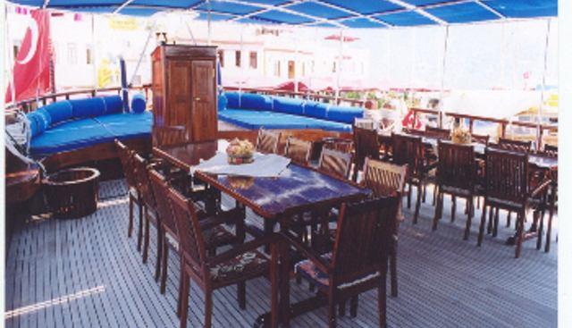 Bahriyeli C Charter Yacht - 4