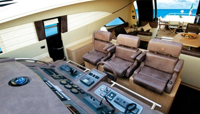 Azul Charter Yacht - 7