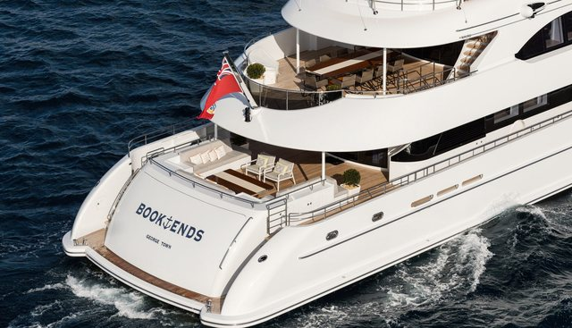 Book Ends Charter Yacht - 4