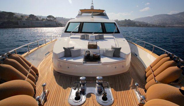 Soho Charter Yacht - 2