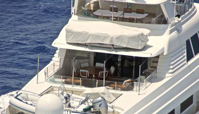 Sidra Charter Yacht - 2
