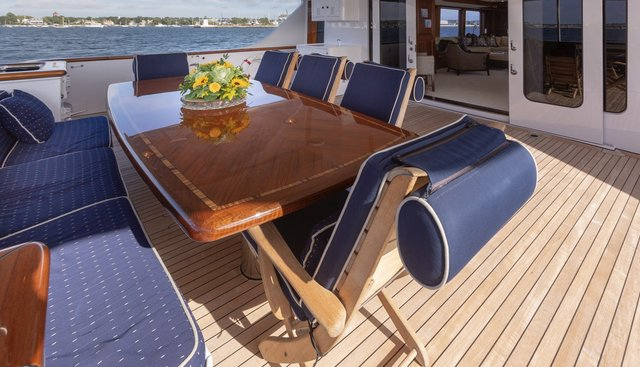 Impetuous Charter Yacht - 4