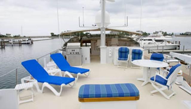 Trilogy Charter Yacht - 5
