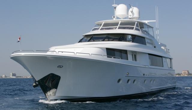True Joy Charter Yacht