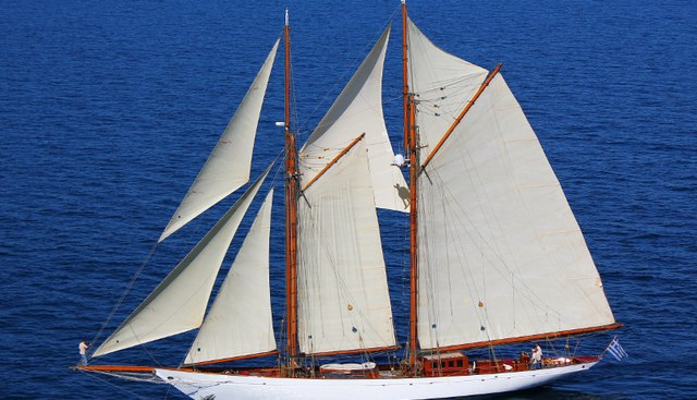 Aello Charter Yacht