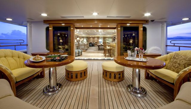 Sea Huntress Charter Yacht - 4