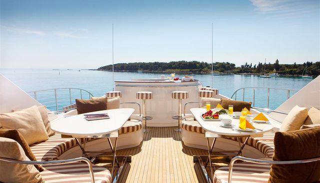 Supertoy Charter Yacht - 2