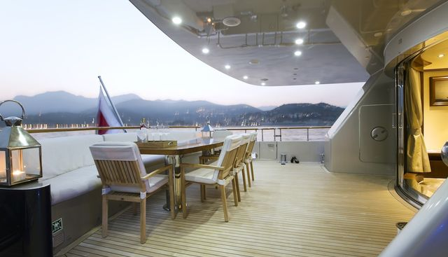 XO of the Seas Charter Yacht - 3