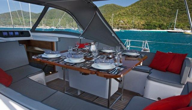 Vamos Charter Yacht - 3