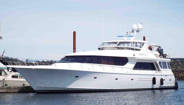 Arnitta Charter Yacht