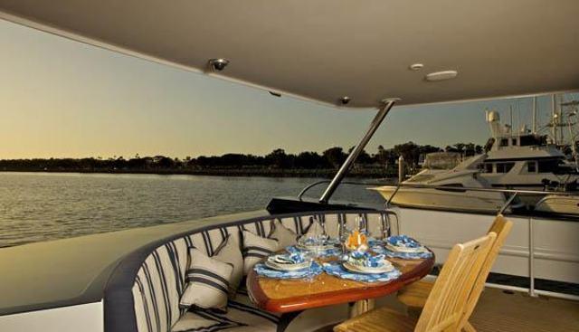 Quan Yin Charter Yacht - 4