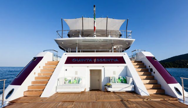 Quinta Essentia Charter Yacht - 5