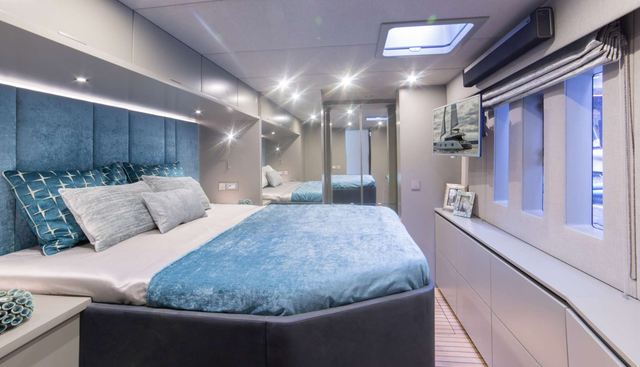 Samadhi Charter Yacht - 8