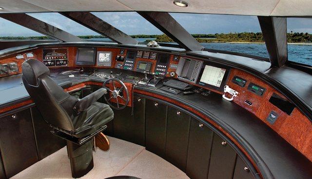 Phantom Charter Yacht - 3