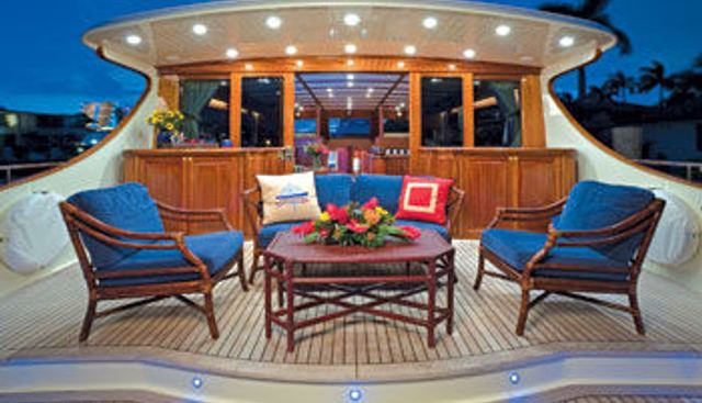 Essence of Cayman Charter Yacht - 5
