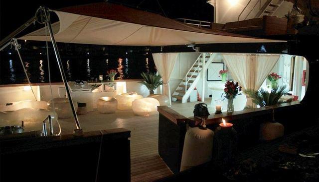 Nave Barbara Charter Yacht - 5