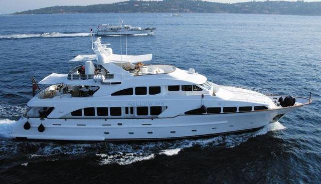 Heaven Can Wait Charter Yacht - 3