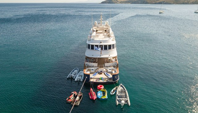 Wind of Fortune Charter Yacht - 5
