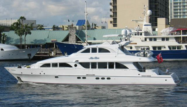 Miss Rose Charter Yacht