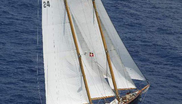 Aschanti IV of Vegasack Charter Yacht - 2