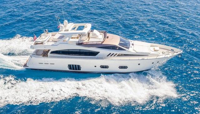 Bella Rona Charter Yacht