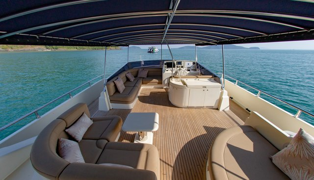 Say Yes Charter Yacht - 6