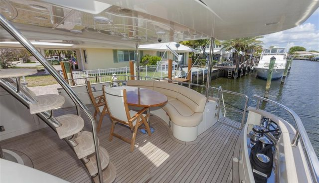 Conundrum Charter Yacht - 5