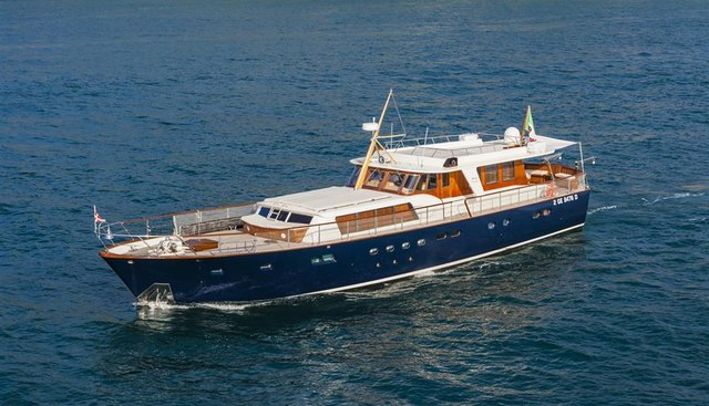 Caravelle Charter Yacht - 6