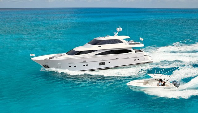 Do It Now Charter Yacht