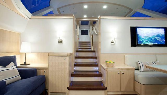 Nostromo Charter Yacht - 8
