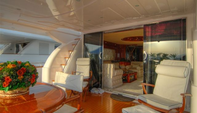 Crazy Love Charter Yacht