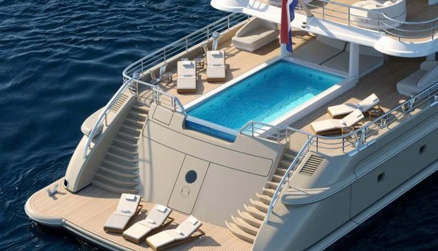 Project Shadow Charter Yacht - 2