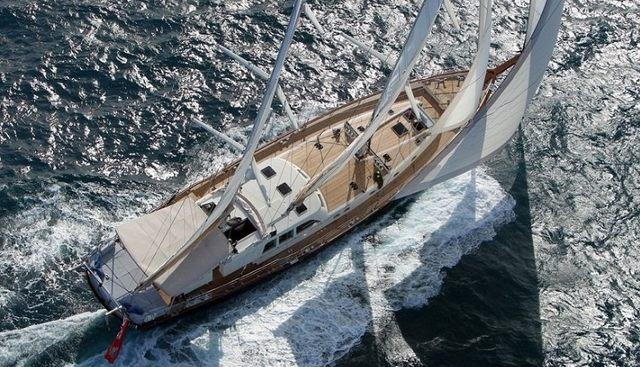 Sila Sibiri Charter Yacht - 3