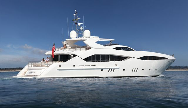 Evil Zana II Charter Yacht - 4