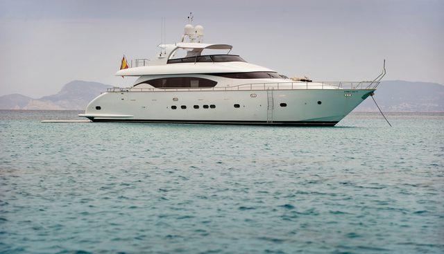 Lex Charter Yacht