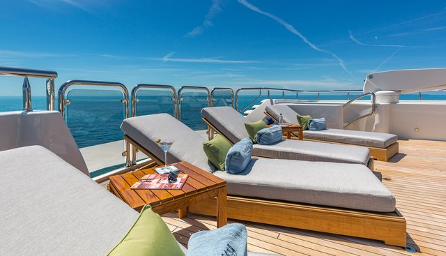 Hospitality Charter Yacht - 3
