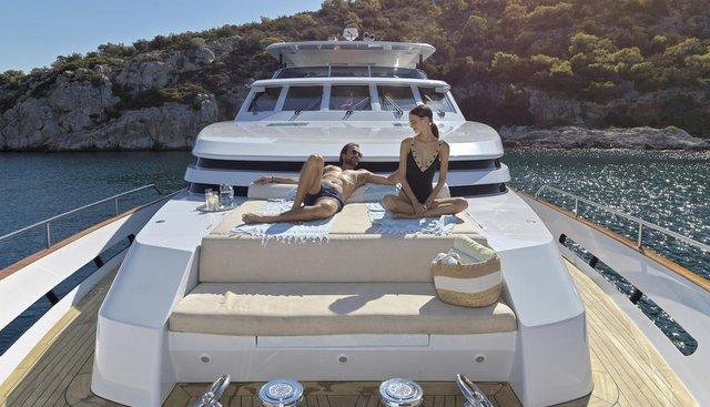 Mia Zoi Charter Yacht - 2