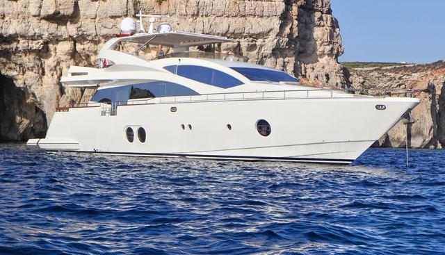 Sicilia IV Charter Yacht