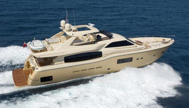 Tilusa Charter Yacht - 2