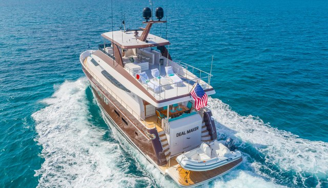 Deal Maker Charter Yacht - 4
