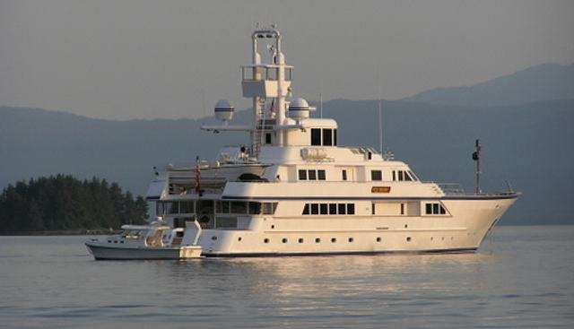 Ice Bear Charter Yacht - 3