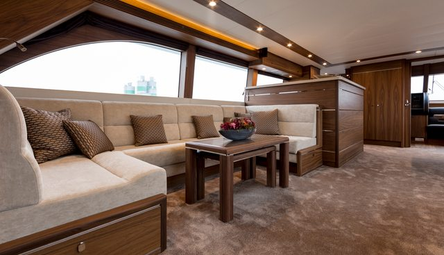 Selena Charter Yacht - 3
